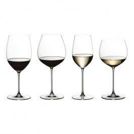Riedel Tasting Set Veritas - 4 různé sklenice