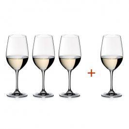 Riedel Výhodné balení 3+1 ks zdarma sklenic Riesling Grand Cru Vinum