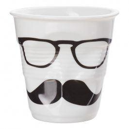 REVOL Kelímek na cappuccino 18 cl Monsieur Froissés