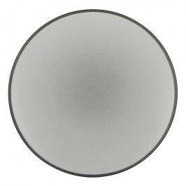 REVOL Talíř chlebový Ø 16 cm pepřová bílá Equinoxe