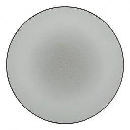 REVOL Talíř dezertní Ø 21,5 cm pepřová bílá Equinoxe