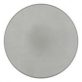 REVOL Talíř na hlavní chod/servírovací Ø 31,5 cm pepřová bílá Equinoxe