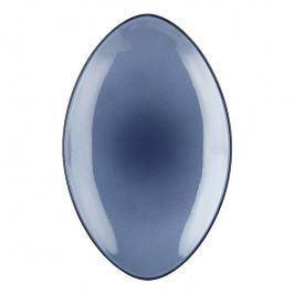 REVOL Talíř/podnos oválný 35 x 22,3 cm nebesky modrá Equinoxe