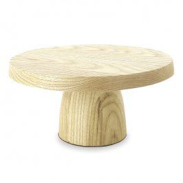 REVOL Dřevěný stojan na dort malý Color Lab