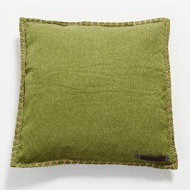 SACKit Polštář CUSHIONit Medley 50 x 50 mechově zelený