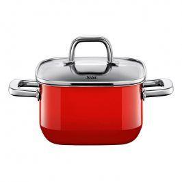 Silit Kastrol 22 cm Quadro Red