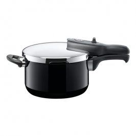 Silit Tlakový hrnec Sicomatic® t-plus Black 4,5 l bez vložky