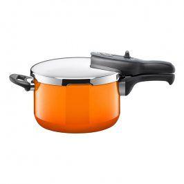 Silit Tlakový hrnec Sicomatic® t-plus Passion Orange 4,5 l bez vložky