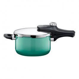 Silit Tlakový hrnec Sicomatic® econtrol Nature Green 4,5 l bez vložky
