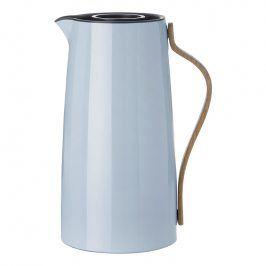 Stelton Vakuová termoska na kávu Emma 1,2 l blue danish modern 2.0