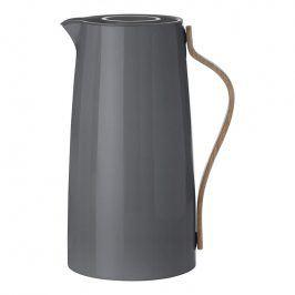 Stelton Vakuová termoska na kávu Emma 1,2 l grey danish modern 2.0