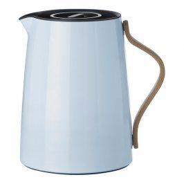 Stelton Vakuová termoska na čaj Emma blue 1 l danish modern 2.0
