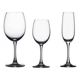 Spiegelau Výhodné balení 18 kusů sklenic na červené víno/bílé víno/šampaňské Soiree