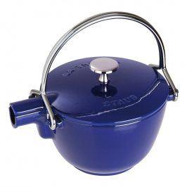 Staub Konvice na čaj Ø 16,5 cm tmavě modrá