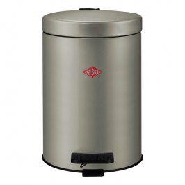 Wesco Kosmetický odpadkový koš 5 l nová stříbrná