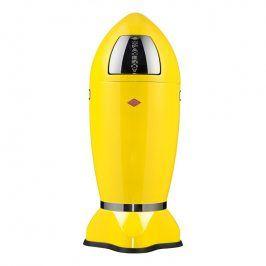 Wesco Odpadkový koš Spaceboy XL 35 l citronový