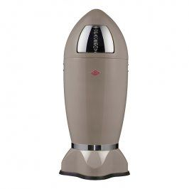 Wesco Odpadkový koš Spaceboy XL 35 l šedohnědý