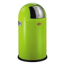 Wesco Odpadkový koš Pushboy Junior 22 l světle zelený
