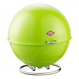 Wesco Dóza na ovoce/keksy Superball světle zelená