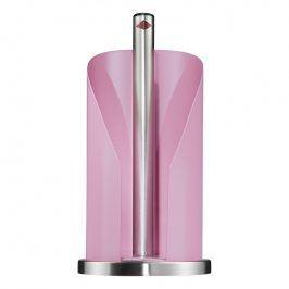 Wesco Držák na kuchyňské utěrky nebo toaletní papír růžový