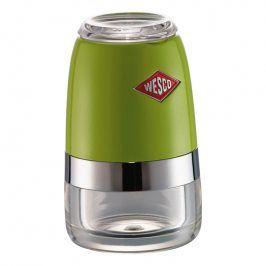 Wesco Mlýnek na sůl nebo pepř malý světle zelený