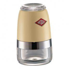 Wesco Mlýnek na sůl nebo pepř malý mandlový
