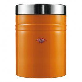 Wesco Dóza na potraviny oranžová Classic Line