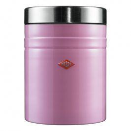 Wesco Dóza na potraviny růžová Classic Line