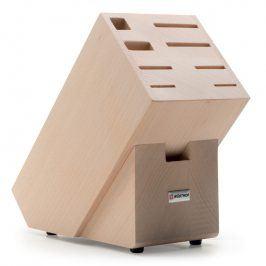 WÜSTHOF Blok na nože dřevěný Classic na 9 kusů světlý