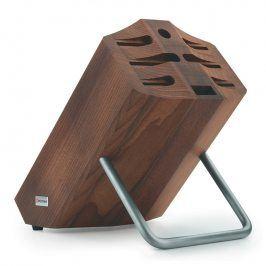 WÜSTHOF Blok na nože dřevěný na 8 kusů hnědý