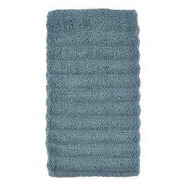 ZONE Ručník 50 × 100 cm misty blue PRIME