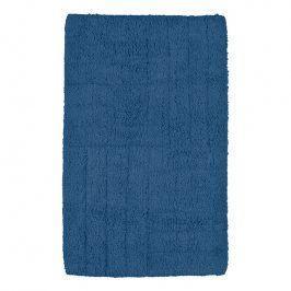 ZONE Koupelnová předložka 50 × 80 cm azure blue CLASSIC