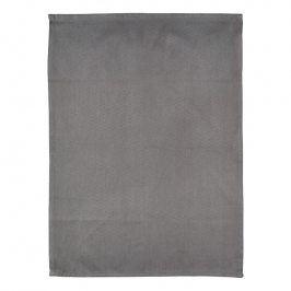 ZONE Kuchyňská utěrka bavlněná velká, grey