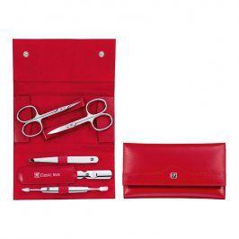 ZWILLING Manikúra 5dílná ZWILLING® Classic Inox červená
