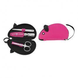 ZWILLING Manikúra pro děti 3dílná růžová ZWILLING® Classic Inox