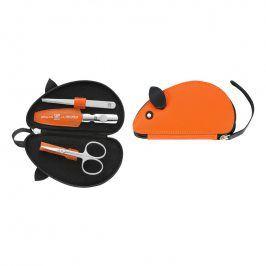 ZWILLING Manikúra pro děti 3dílná oranžová ZWILLING® Classic Inox