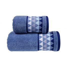 Ručník Men Way modrý 50x90 cm Ručník