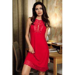 Dámská luxusní košilka Irmina  červená