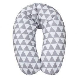 Kojící polštář Relax Simple 190 cm šedá