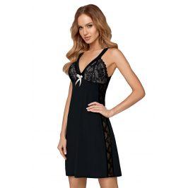 Dámská luxusní košilka Talia  černá