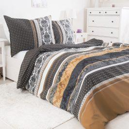 Povlečení Vincenza 140x200 jednolůžko - standard bavlna