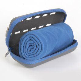Rychleschnoucí ručníky Pocket Towel modré 50x100 cm Ručník