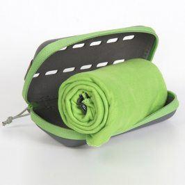 Rychleschnoucí ručníky Pocket Towel limetka 50x100 cm Ručník