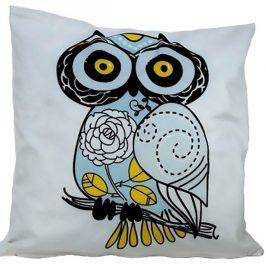 Povlak na polštářek Big Owl 42x42 cm Polyester