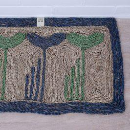 Rohožka z mořské trávy Home Design béžová 49 x 75 cm mořská tráva