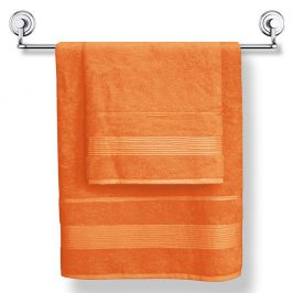 Bambusový ručník Moreno oranžový 50x90 cm Ručník