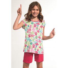 Dívčí pyžamo Cactus  barevná