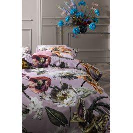 Povlečení Essenza Home Filou Lilac 140x200 jednolůžko - standard Bavlněný satén