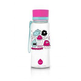 Plastová láhev EQUA Pink Monsters 600ml Objem: 600ml Lahev