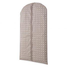 Obal na oblek či šaty Rivoli kratší 60x100 cm hnědá